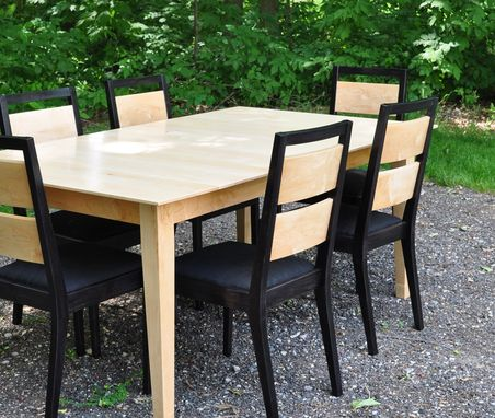 Custom Made Seven (7) Piece Extension Dining Set