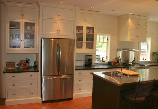 Custom Made Custom Face Frame Kitchen