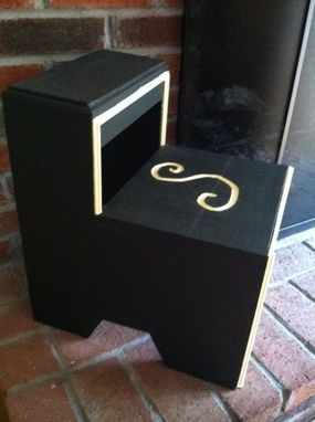 Custom Made Shaker Style Step Stool
