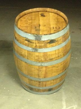 Custom Made Decorative Wine Barrel