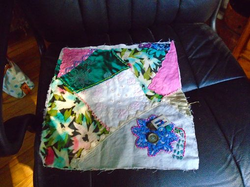 Custom Made Quilt Pillows Made To Order