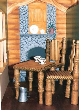 Custom Made Fairy & Fantasy Dollhouses!