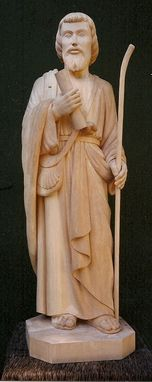 Custom Made St. James The Apostle