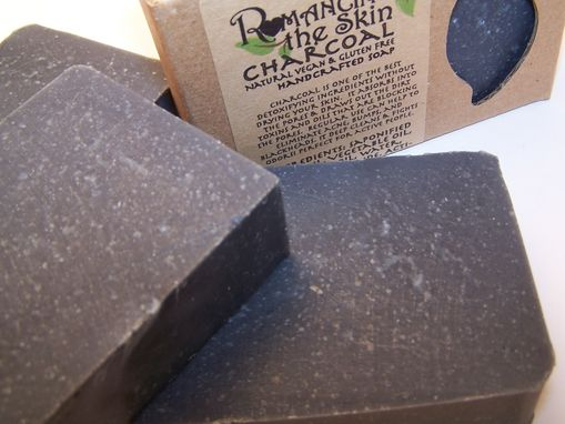 Custom Made Coal Tar Handmade Lye Soap (Vegan & Gluten Free)