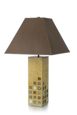 Custom Made Found Table Lamp