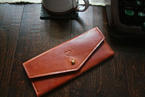 Custom Made Letter Wallet