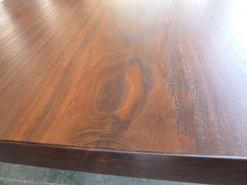 Custom Made Slab Walnut Wood Counter Top