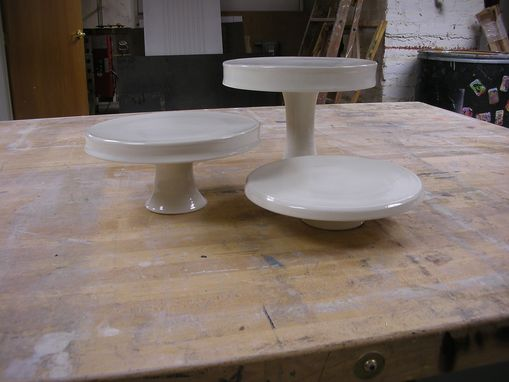 Custom Made Pie Stands