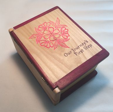 Custom Made Engagement Ring Boxes Or Proposal Boxes