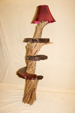 Custom Made Stairway To Heaven- Juniper Lamp