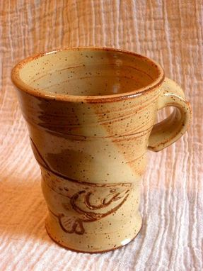 Custom Made Brown Trout Tall Coffee Mug