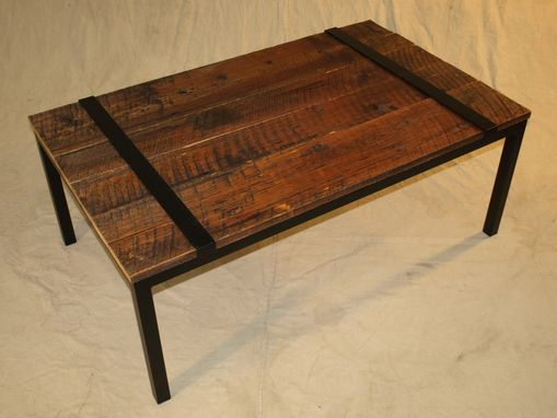 Custom Made Reclaimed Barnwood Tables