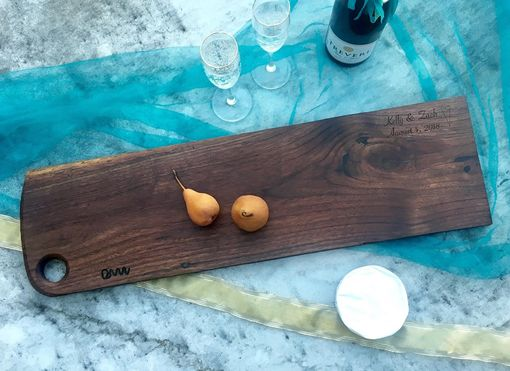 Custom Made Polenta Serving Boards
