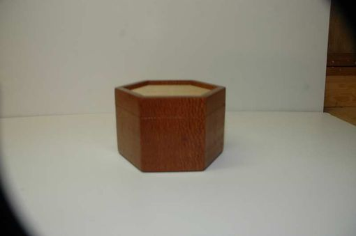 Custom Made Lacewood Box