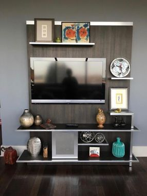 Custom Made Media/Display - Free Standing