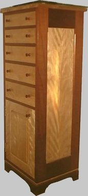 Custom Made Eight Drawer Dresser/ Lingerie Chest