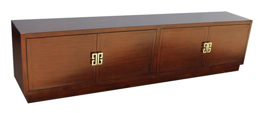 Custom Made Auguston Media Console