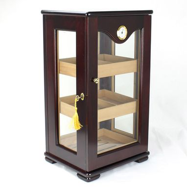Custom Made The Display 2 Cigar Humidor