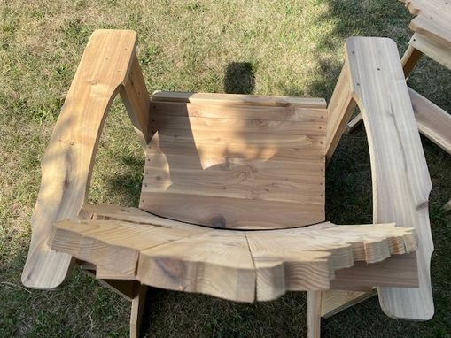 Custom Made Michigan Adirondack Chairs And Tables