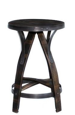 Custom Made End Of Year Sale! Barnwood Bistro Table