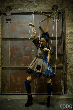 Custom Made Marionette Puppet Costume