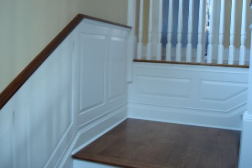 Custom Made Wainscot