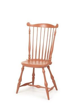 Custom Made Fan-Back Windsor Side Chair