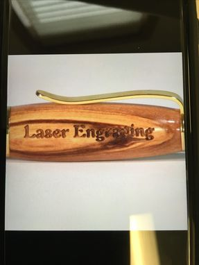 Custom Made Custom Laser Engraving!