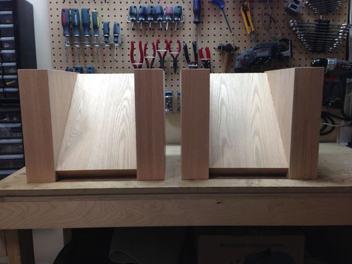Custom Made Speaker Stands