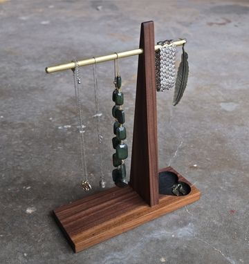 Custom Made Jewelry Stand