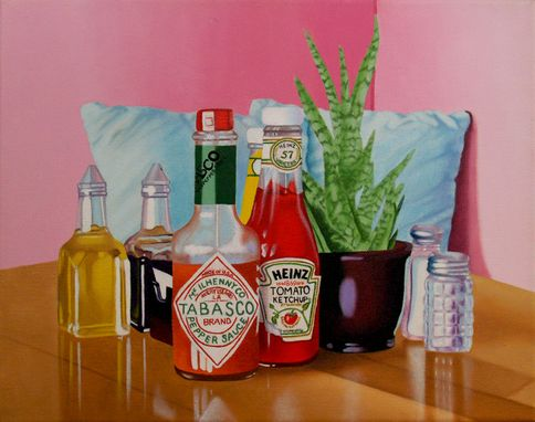Custom Made Original Still Life Oil Paintings By Artist Jason M Silverman