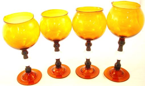Custom Made Custom Goblets/Wine Glasses