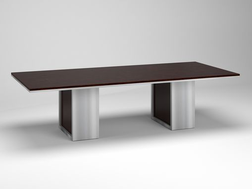 Custom Made Jersey Modern Conference Table