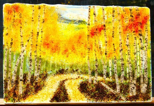 Custom Made Quaking Aspen Road