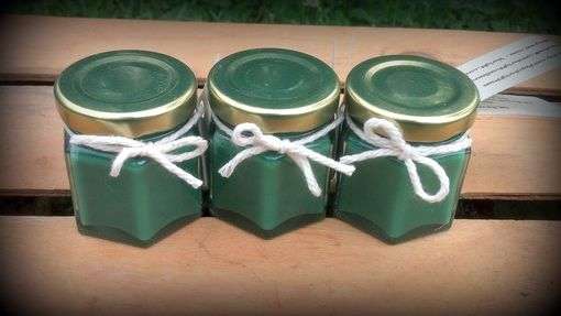 Custom Made 2oz Mini Soy Candles