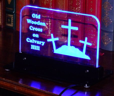 Custom Made Custom Led Lighted Signs And Displays