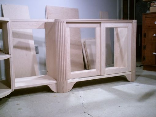 Custom Made Multi-Function Wall Unit