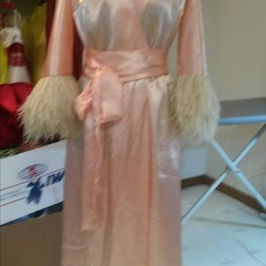 031adb362c Buy a Hand Crafted Long Women s Robe With Zipper