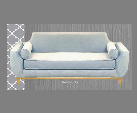 Custom Made Stunning Formal Sofa With Absolute Elegance
