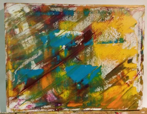 Custom Made Abstract Oil