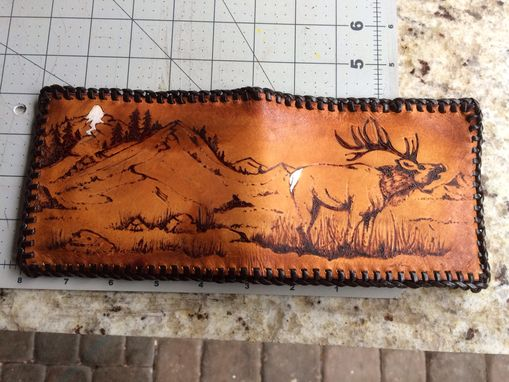 Custom Made Laced And Branded Wallets