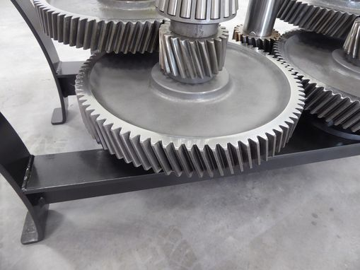Custom Made Gear Reduction Box Table