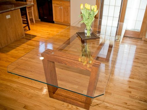 Custom Made Newport Dining Table