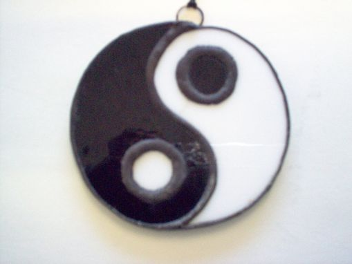 Custom Made Yin Yang, Ready To Ship