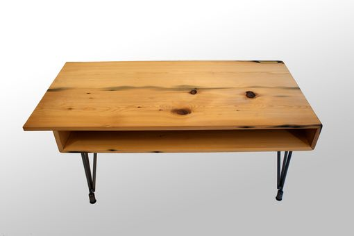 Custom Made The Irving Coffee Table: Reclaimed White Pine