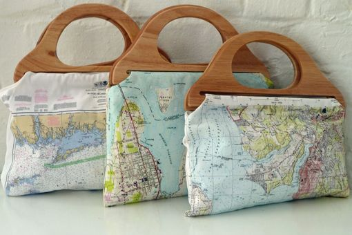Custom Made New Cotton Navigator Bags