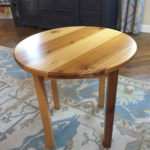 Custom End Tables Custommade