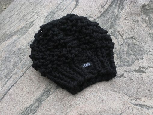 Custom Made Black Planter Hat