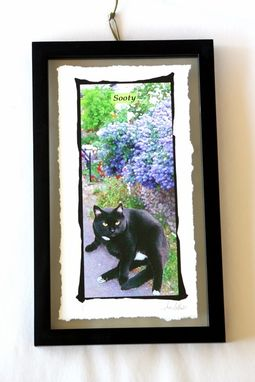 Custom Made Sooty Custom Pet Portrait