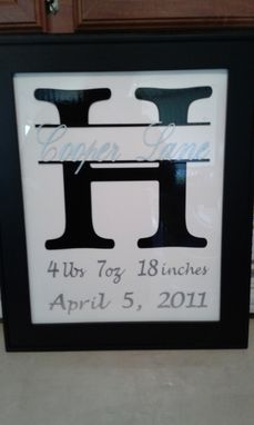 Custom Made Personalized Photo Frames